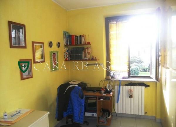 Villetta a schiera in vendita a Varese, Belforte, Con giardino, 275 mq - Foto 14