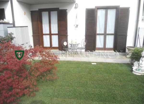 Villetta a schiera in vendita a Varese, Belforte, Con giardino, 275 mq - Foto 11