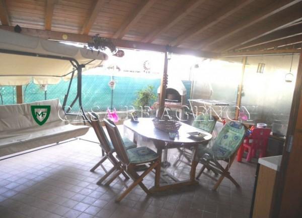 Villetta a schiera in vendita a Varese, Belforte, Con giardino, 275 mq - Foto 21