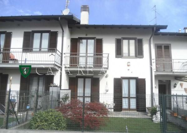 Villetta a schiera in vendita a Varese, Belforte, Con giardino, 275 mq - Foto 1