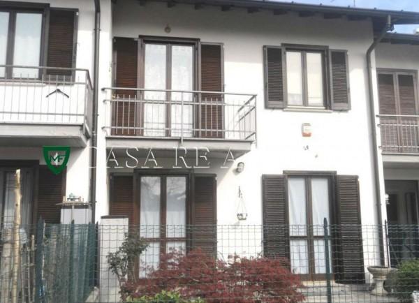 Villetta a schiera in vendita a Varese, Belforte, Con giardino, 275 mq - Foto 6