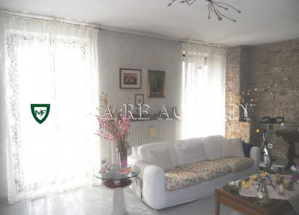 Villetta a schiera in vendita a Varese, Belforte, Con giardino, 275 mq - Foto 12