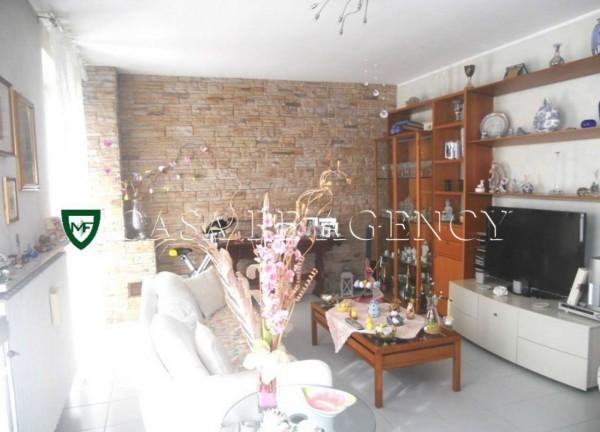 Villetta a schiera in vendita a Varese, Belforte, Con giardino, 275 mq - Foto 23
