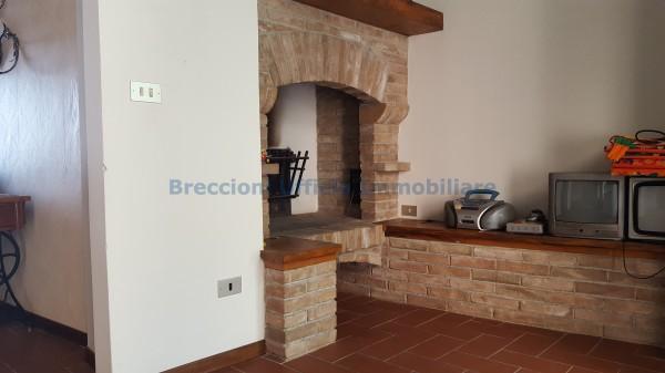 Rustico/Casale in vendita a Trevi, Centrale, Con giardino, 250 mq - Foto 17