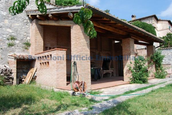 Rustico/Casale in vendita a Trevi, Centrale, Con giardino, 250 mq - Foto 4