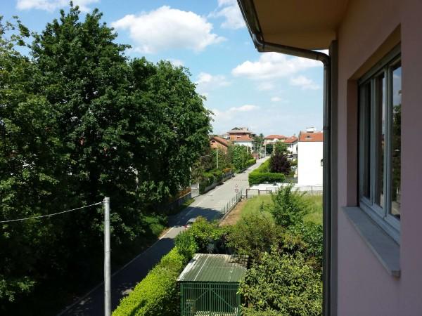 Appartamento in vendita a Robassomero, Con giardino, 100 mq