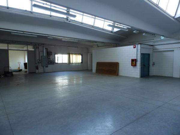 Locale Commerciale  in affitto a Cabiate, Industriale, 450 mq - Foto 10