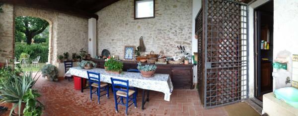 Rustico/Casale in vendita a Poggio Mirteto, San Luigi, Con giardino, 200 mq - Foto 13