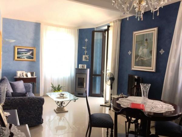 Appartamento in vendita a Torino, Via Massari - Via Stampini, Con giardino, 110 mq