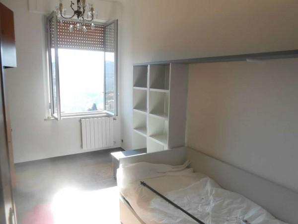 Appartamento in affitto a Genova, Manin, Arredato, 105 mq - Foto 61