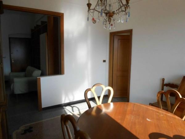 Appartamento in affitto a Genova, Manin, Arredato, 105 mq - Foto 46