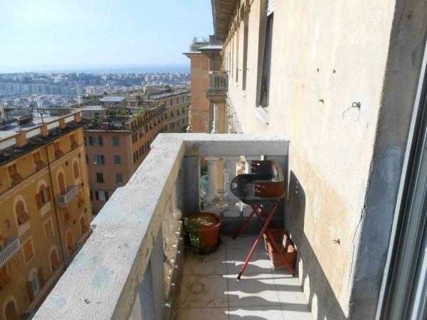 Appartamento in affitto a Genova, Manin, Arredato, 105 mq - Foto 57
