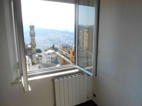 Appartamento in affitto a Genova, Manin, Arredato, 105 mq - Foto 11