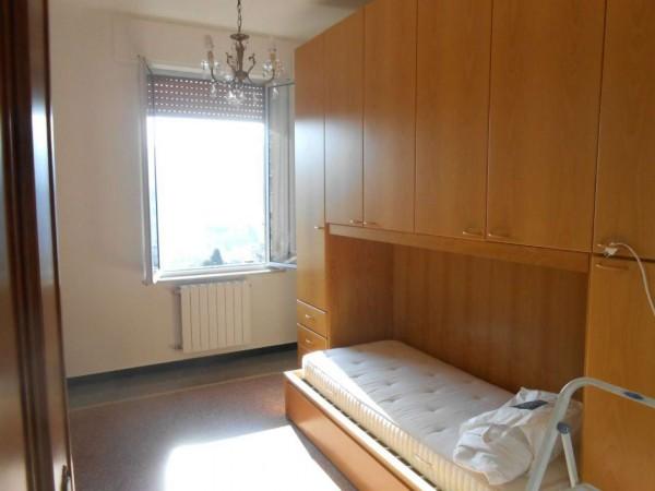 Appartamento in affitto a Genova, Manin, Arredato, 105 mq - Foto 60