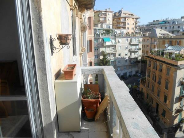 Appartamento in affitto a Genova, Manin, Arredato, 105 mq - Foto 9