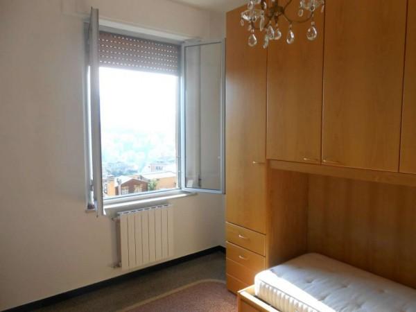 Appartamento in affitto a Genova, Manin, Arredato, 105 mq - Foto 21