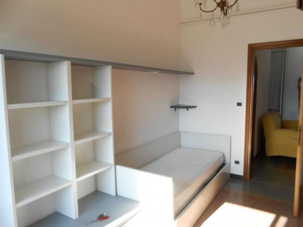 Appartamento in affitto a Genova, Manin, Arredato, 105 mq - Foto 32