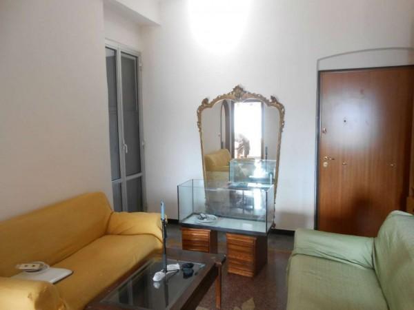Appartamento in affitto a Genova, Manin, Arredato, 105 mq