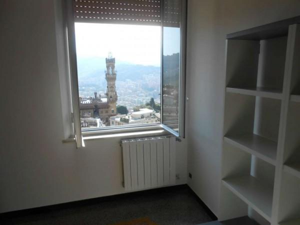 Appartamento in affitto a Genova, Manin, Arredato, 105 mq - Foto 12