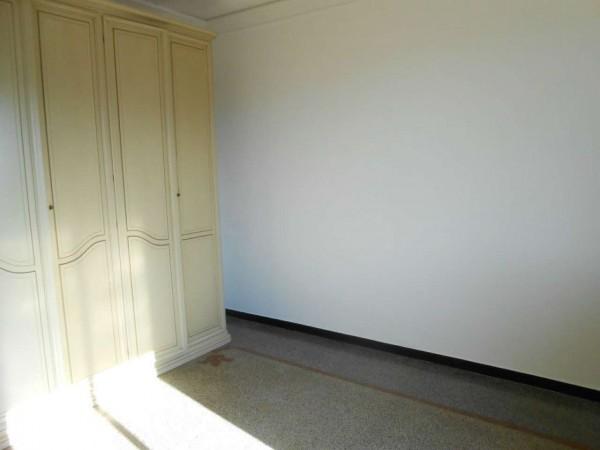 Appartamento in affitto a Genova, Manin, Arredato, 105 mq - Foto 36