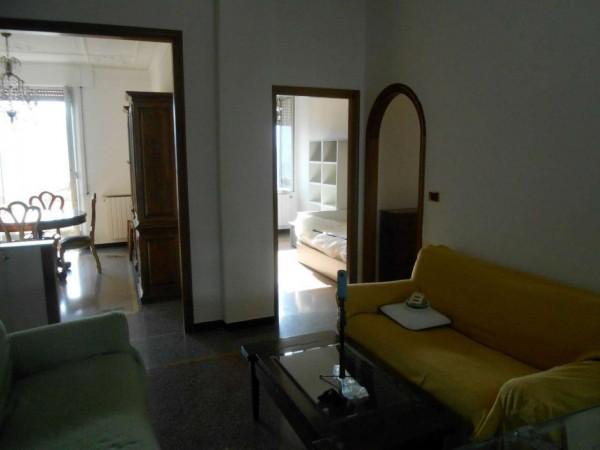 Appartamento in affitto a Genova, Manin, Arredato, 105 mq - Foto 56