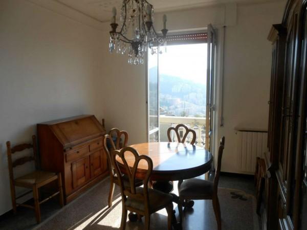 Appartamento in affitto a Genova, Manin, Arredato, 105 mq - Foto 48