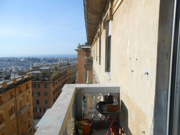 Appartamento in affitto a Genova, Manin, Arredato, 105 mq - Foto 8