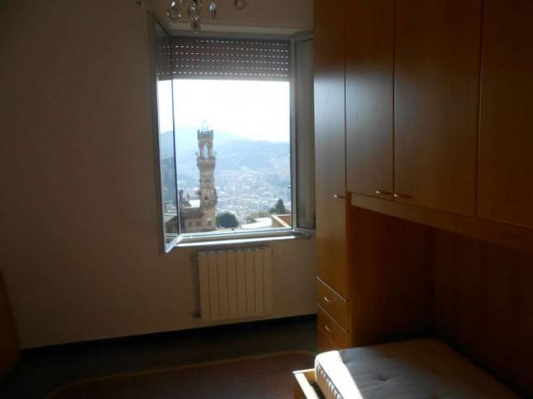 Appartamento in affitto a Genova, Manin, Arredato, 105 mq - Foto 27