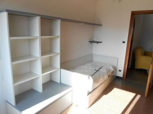 Appartamento in affitto a Genova, Manin, Arredato, 105 mq - Foto 35