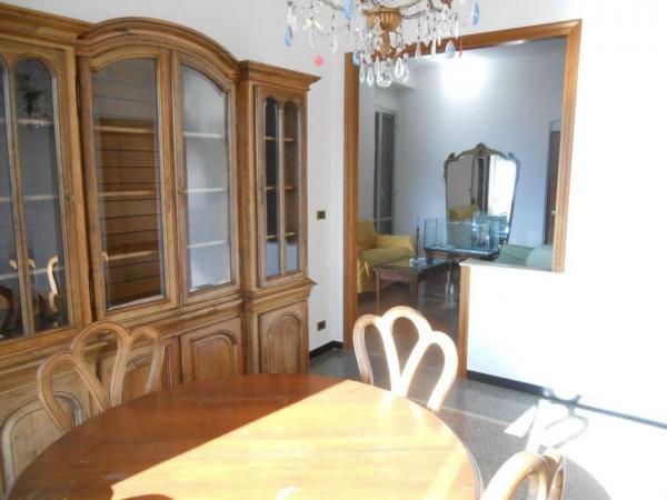 Appartamento in affitto a Genova, Manin, Arredato, 105 mq - Foto 63