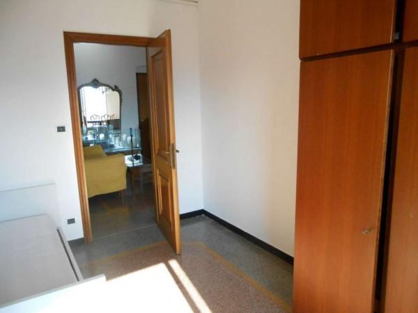 Appartamento in affitto a Genova, Manin, Arredato, 105 mq - Foto 28