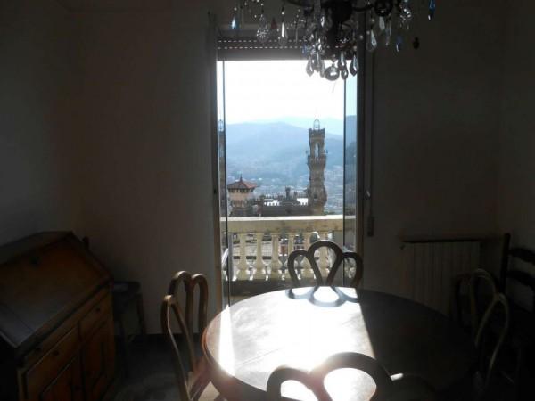 Appartamento in affitto a Genova, Manin, Arredato, 105 mq - Foto 47