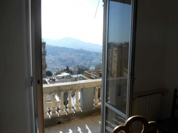 Appartamento in affitto a Genova, Manin, Arredato, 105 mq - Foto 10