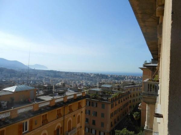 Appartamento in affitto a Genova, Manin, Arredato, 105 mq - Foto 6