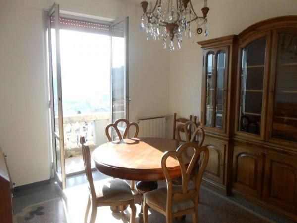Appartamento in affitto a Genova, Manin, Arredato, 105 mq - Foto 44