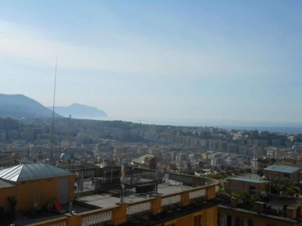 Appartamento in affitto a Genova, Manin, Arredato, 105 mq - Foto 2