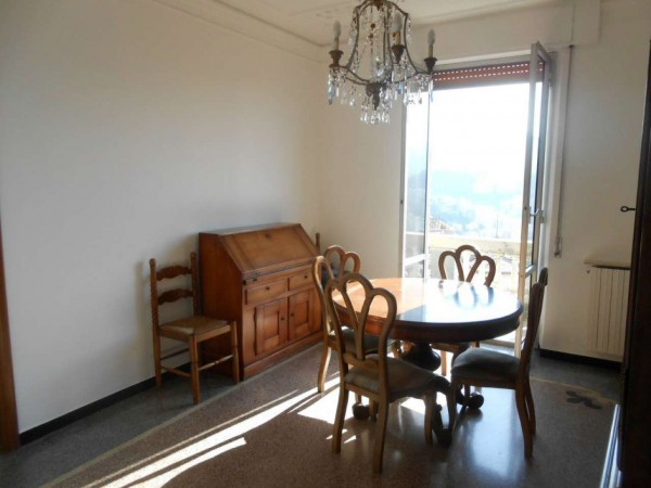 Appartamento in affitto a Genova, Manin, Arredato, 105 mq - Foto 45