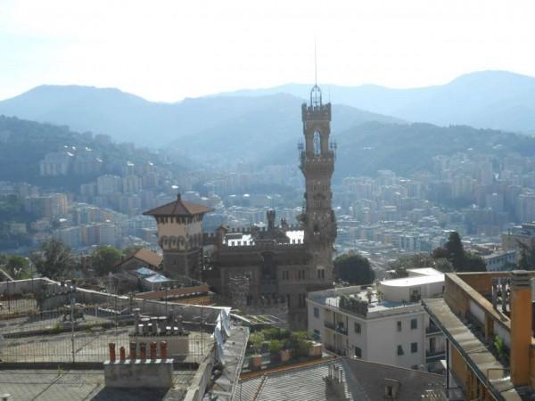 Appartamento in affitto a Genova, Manin, Arredato, 105 mq - Foto 4