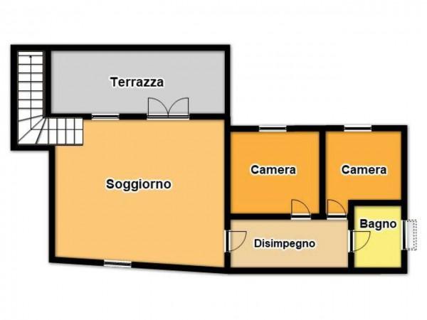 Appartamento in vendita a Capriolo, 84 mq - Foto 3