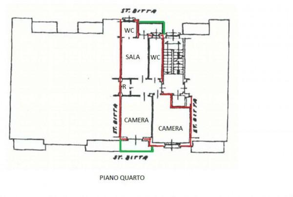 Appartamento in vendita a Pianezza, Centro, 85 mq - Foto 3