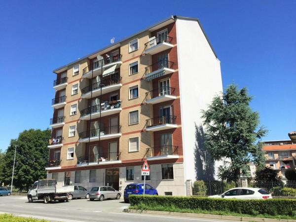 Appartamento in vendita a Pianezza, Centro, 85 mq