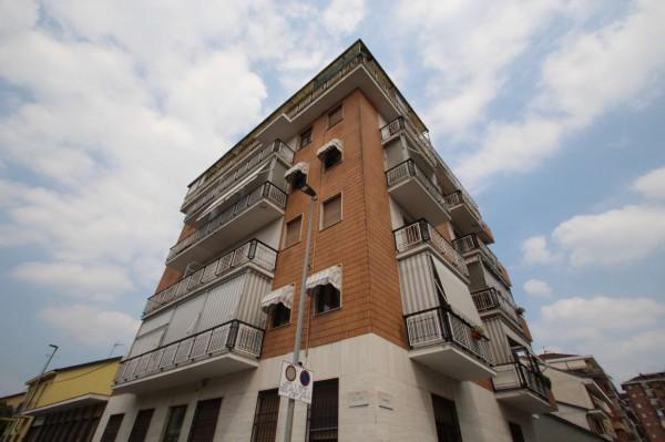 Appartamento in vendita a Torino, Rebaudengo, 90 mq