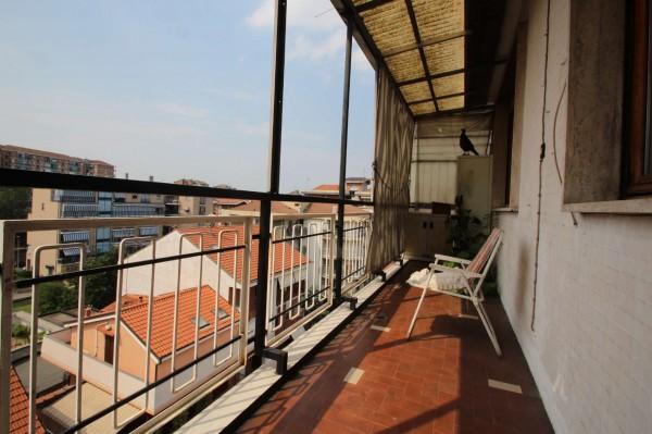 Appartamento in vendita a Torino, Rebaudengo, 90 mq - Foto 4