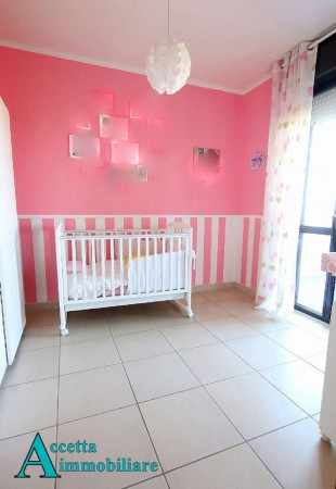 Appartamento in vendita a Taranto, Residenziale, Con giardino, 106 mq - Foto 6