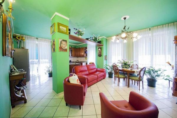 Appartamento in vendita a Milano, Affori Centro, Con giardino, 85 mq