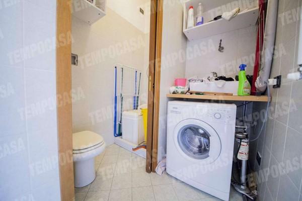 Appartamento in vendita a Milano, Affori/bovisa, Con giardino, 75 mq - Foto 8