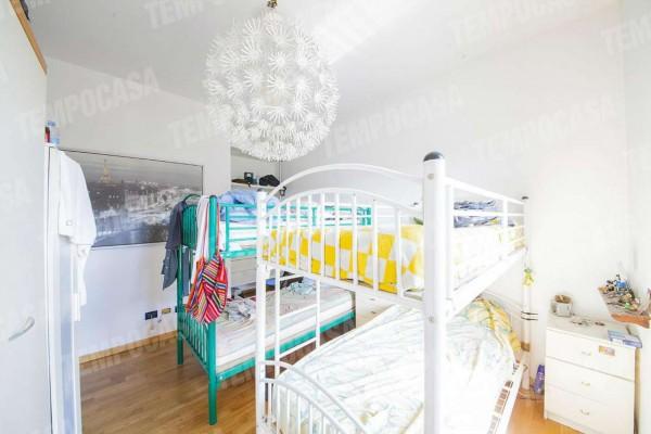 Appartamento in vendita a Milano, Affori/bovisa, Con giardino, 75 mq - Foto 10