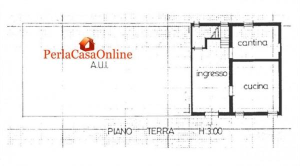 Casa indipendente in vendita a Forlì, Pieve Acquedotto, Con giardino, 250 mq - Foto 5
