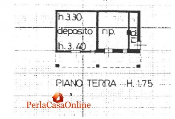 Casa indipendente in vendita a Forlì, Pieve Acquedotto, Con giardino, 250 mq - Foto 2