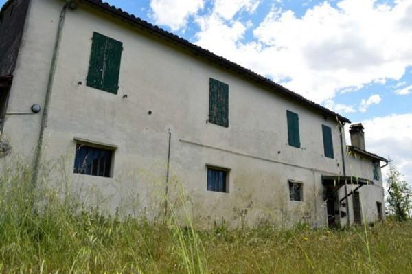 Casa indipendente in vendita a Forlì, Pieve Acquedotto, Con giardino, 250 mq